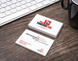 #359 for I NEED A BUSINESS CARD URGENT by jisu