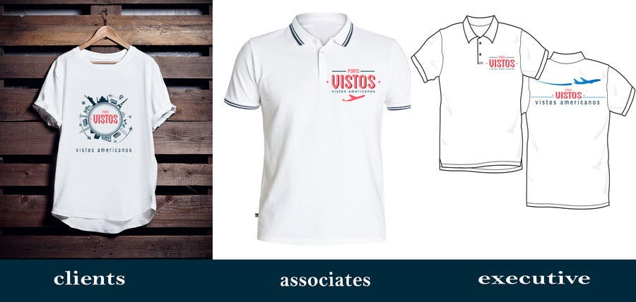 Contest Entry #23 for Design a Promocional T-Shirt and Corporate Uniform (social and polo t-shirt)