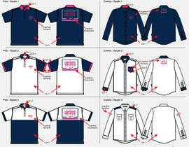 #20 for Design a Promocional T-Shirt and Corporate Uniform (social and polo t-shirt) by italexandria