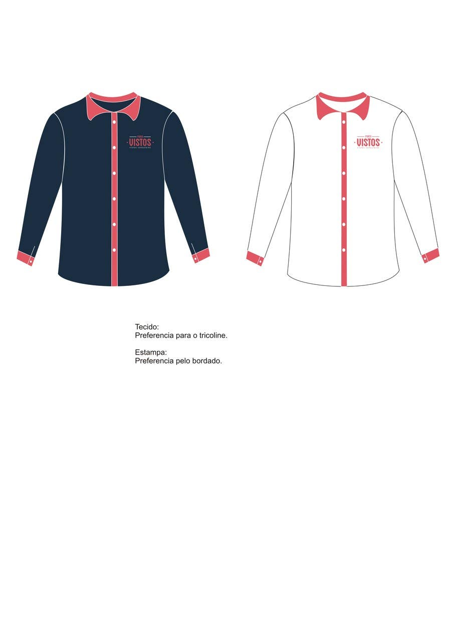 Contest Entry #19 for Design a Promocional T-Shirt and Corporate Uniform (social and polo t-shirt)