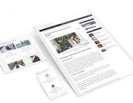 #3 for Concevez une maquette de site Web by SteveMueller