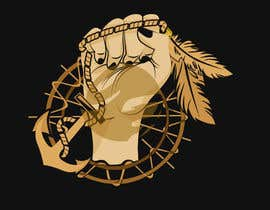 #4 for Create Large Native American Graphic (for t-shirt) by corefreshing
