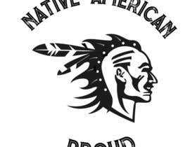 #35 for Create Large Native American Graphic (for t-shirt) by shahadatarman