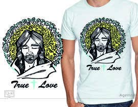 #10 for Create Large Christian Life Graphic (for t-shirt) by Agemo88