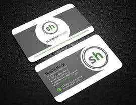 #7 for Design some Business Cards by triptigain