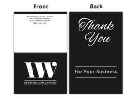 #5 for Corporate Thank you card by petersamajay