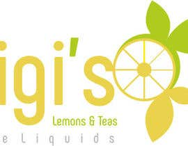 #23 for Design a Logo for Gigi's Lemons & Teas by annadesignie