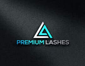 #211 for Design a Logo - Premium Lashes by freedoel