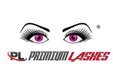 #132 for Design a Logo - Premium Lashes by rabbi131137