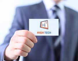 #48 for logo for High Tech PLEASE READ DESCRIPTION by BARSOFTART