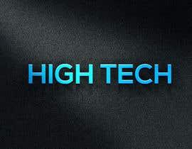 #43 for logo for High Tech PLEASE READ DESCRIPTION by designmaster1110