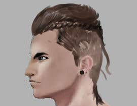 #7 for Illustrate 40 Hairstyles by conzar