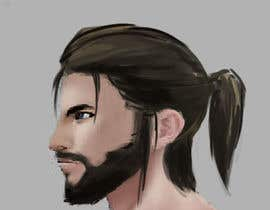 #17 for Illustrate 40 Hairstyles by kevinkn408