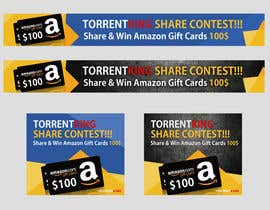 #20 for Torrentking share contest banners by agkuriyodu2016