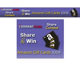 #5 for Torrentking share contest banners by ImranKhan891
