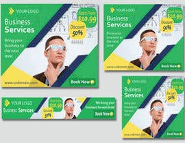 #9 for Design a set of banners for a website -- 2 by mahbub39
