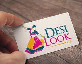 #54 for DesiLook: Logo Design by JNCri8ve
