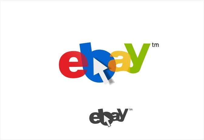 Logo Design Contest Entry #1472 for Logo Design for eBay