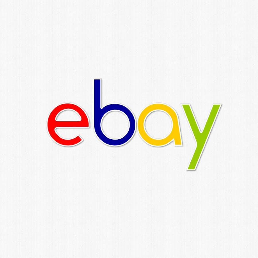 #1517 for Logo Design for eBay by nareshitech