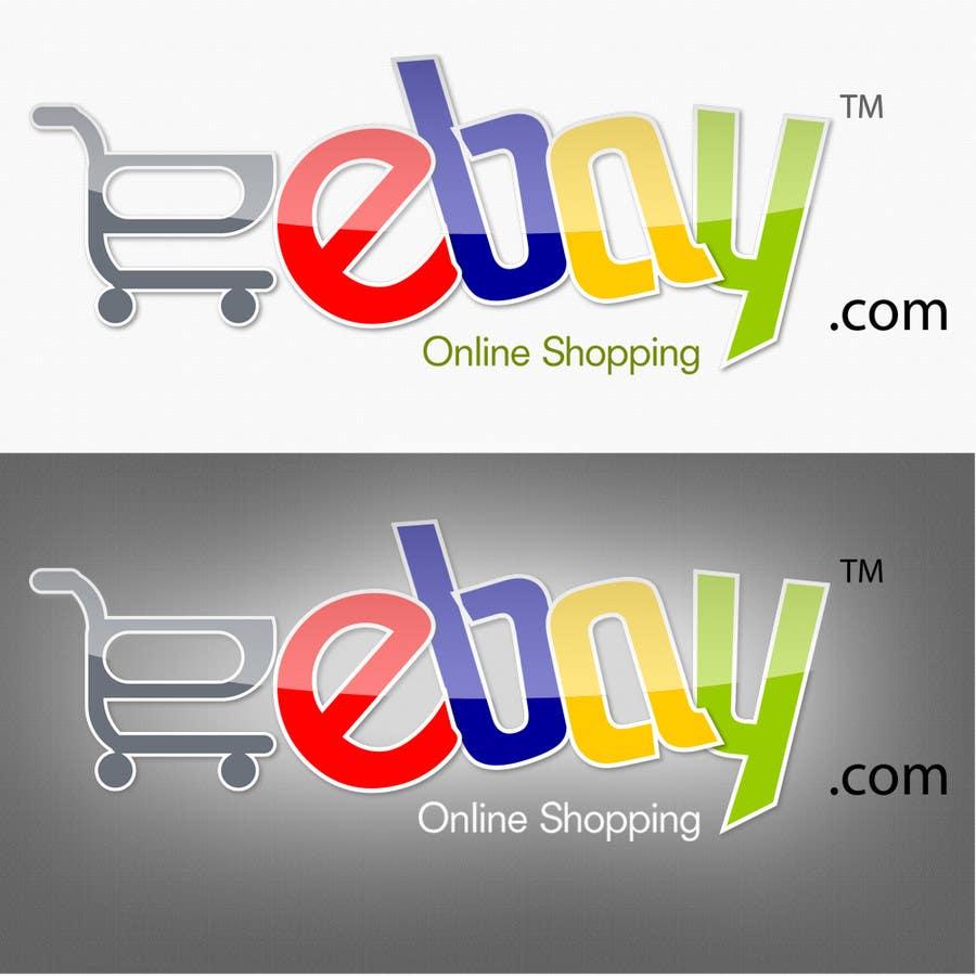 Contest Entry #1433 for Logo Design for eBay