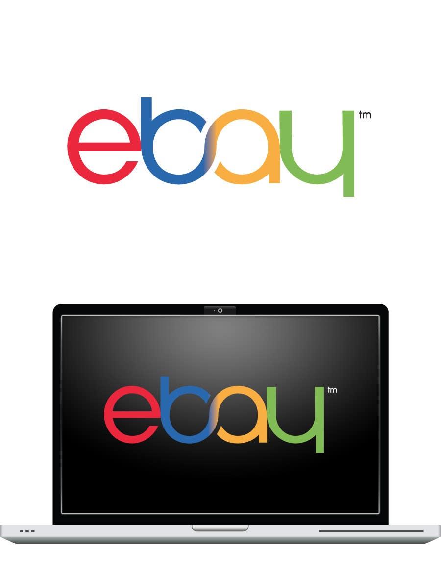 #1455 for Logo Design for eBay by G2freelancer