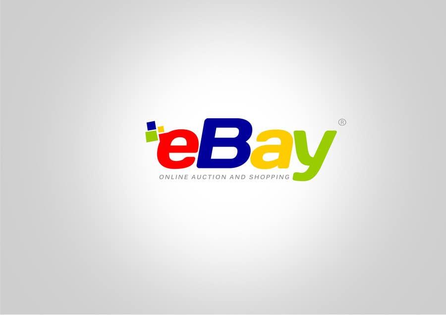 Logo Design Contest Entry #1162 for Logo Design for eBay