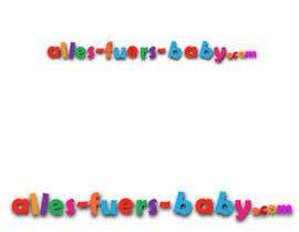 #104 for Logo design for a baby website by asmnayeem