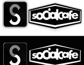 #354 para Logo Design for SocialCafe por Rooi
