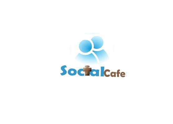 #334 for Logo Design for SocialCafe by vali23
