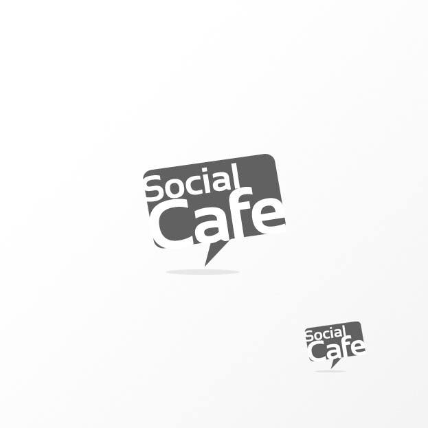 #340 for Logo Design for SocialCafe by graphicon
