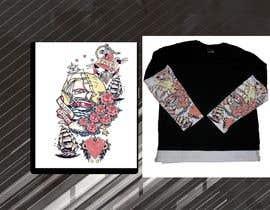 #27 for Design a T-Shirt by blackhordes