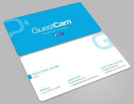 #506 for Design Business Card by multajim
