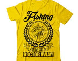 #93 for Design a T-Shirt For Fishing Shop by subrata77