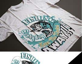 #40 for Design a T-Shirt For Fishing Shop by inangmesraent