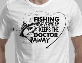 #74 for Design a T-Shirt For Fishing Shop by alMusawar