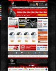 Contest Entry #39 for Website Design for Tyres