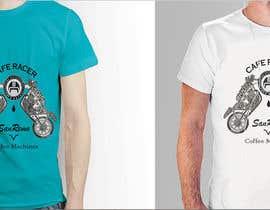 #86 for Sanremo Cafe Racer T shirt Design by simohamedabkari