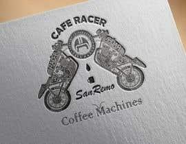 #87 for Sanremo Cafe Racer T shirt Design by simohamedabkari