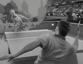 #38 for Table Tennis Poster design: 1 winner and up to 4 runners-up by anheroe