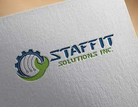 #37 for Design a Logo  for staffIT Solutions Inc. by lipon1617