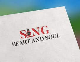 #11 for I need a logo for a singing workshop called 'Sing Heart and Soul' by SukhenduBappi