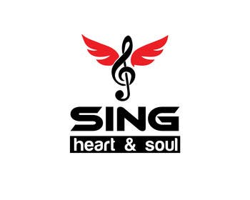#19 for I need a logo for a singing workshop called 'Sing Heart and Soul' by riponsarkar1