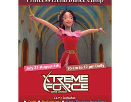#4 for Dance Camp Flier by jrayhan