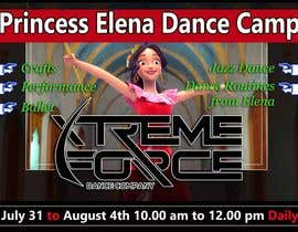 #2 for Dance Camp Flier by AmilaNiroshana