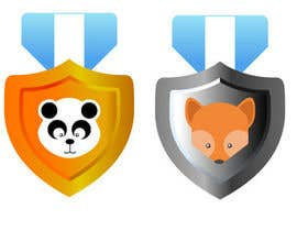 #8 for Design game achievement badge icons by wahidxaman