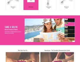 #10 for MODERN AND BEAUTIFUL LANDING PAGE NEEDED FOR BEAUTY COMPANY *URGENT* by shahzadawan1999