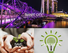 #66 for Start page for web page - find pictures for Smart City by ramjanali892