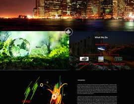 #56 for Start page for web page - find pictures for Smart City by TawfiqTopu