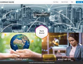 #31 for Start page for web page - find pictures for Smart City by davidnalson
