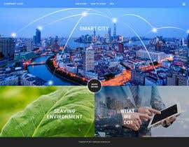 #48 for Start page for web page - find pictures for Smart City by prosantabd